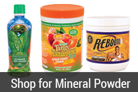 Youngevity Mineral Powders