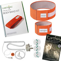 Body Band Kit with Earthing Book