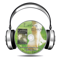Earthing Audio Book - MP3 CD