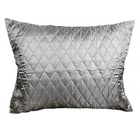Deep Sleep Silver Pillow Cover