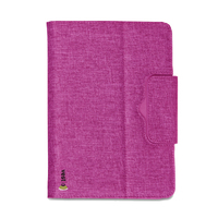AntiRadiation iPad Case Lg Pnk