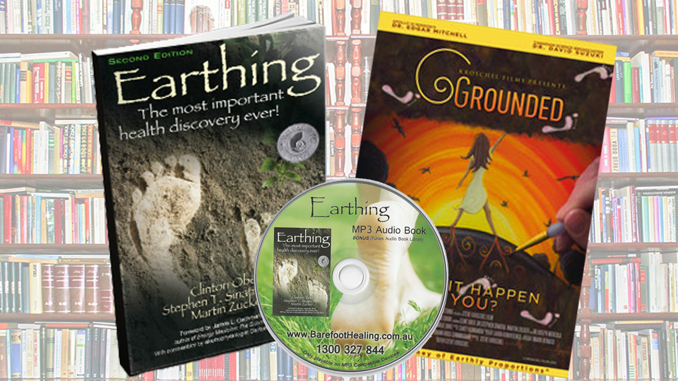 Earthing Book and DVD
