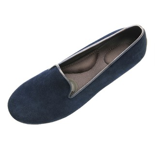 "Pluggz Vesta Loafer-Navy Suede ""Display Stock"""